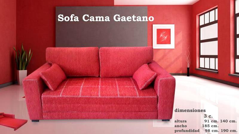 Sofa Cama Gaetano